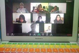 Sidang proposal skripsi mahasiswa Unja tetap lancar digelar secara virtual