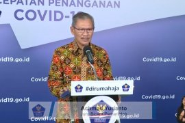 Pasien sembuh COVID-19 terbanyak di DKI Jakarta dan Sulawesi Selatan hingga 4 Mei