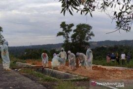 Satu Pasien Dalam Pengawasan di Samarinda meninggal