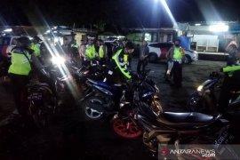 Polisi tangkap 15 motor pelaku balap liar di Rejang Lebong