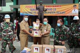 68.969 paket bansos sudah disalurkan ke warga Kabupaten Bekasi