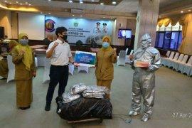Pertamina Hulu Energi salurkan bantuan COVID-19 bagi warga Jatim