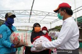 Jokowi: Buka data penerima bansos agar tak ada kecurigaan