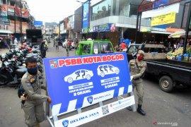 Satpol PP Kota Bogor siapkan personel laksanakan pemberlakuan sanksi PSBB