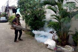 Pengasapan di Depok Jaya cegah wabah demam berdarah