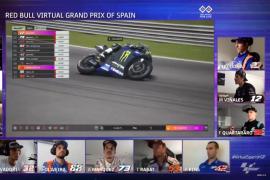 Vinales raih kemenangan perdana Yamaha di balapan virtual  MotoGP