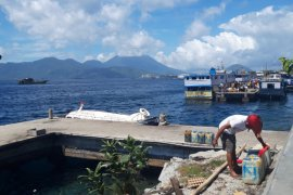 Dua perahu cepat  trayek Tobelo - Pulau Morotai dikenakan sanksi