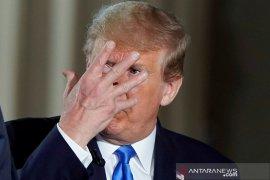 Donald Trump gunakan hak veto untuk kewenangan perang lawan Iran