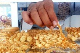 Harga emas di Meulaboh Aceh turun menjadi Rp2,7 juta/mayam
