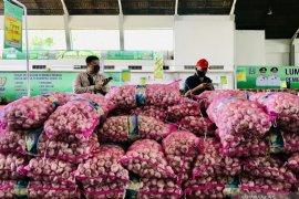 Lumbung Pangan Jatim hasilkan transaksi Rp1,96 miliar, gula dan beras paling diminati