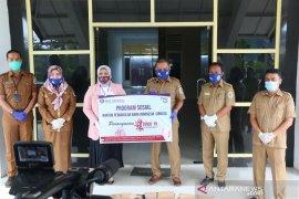 KPw BI Sibolga puji respons cepat Bupati Tapteng cegah COVID-19