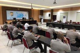 Polda Maluku  lakukan analisa dan evaluasi Operasi Aman Nusa II
