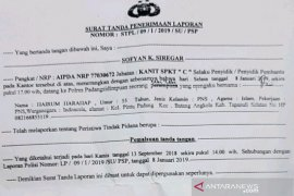 Palsukan tanda tangan, ASN Tapsel dilaporkan mantan suami ke Polres Padangsidimpuan