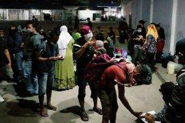 Lanal Tanjung Balai Asahan kembali amankan 119 TKI ilegal