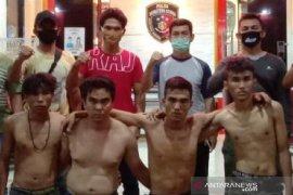 Polda Sumut tangkap komplotan begal sadis di Medan