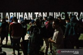 TNI AL kembali amankan ratusan pekerja migran dari Malaysia