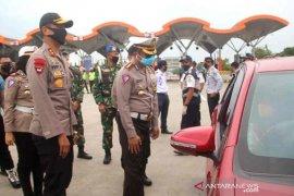 Polda Jawa Barat putarbalikkan 33.000 kendaraan selama PSBB
