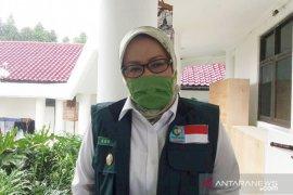 Total pasien positif COVID-19 di Kabupaten Bogor ada 135 orang
