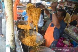 Permintaan kuliner mie goreng Aceh