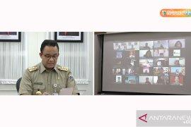 Gubernur Jakarta Anies terbitkan Pergub 41/2020 tentang sanksi bagi pelanggar PSBB