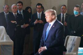 Presiden Trump dukung perpanjangan bantuan pengangguran di AS