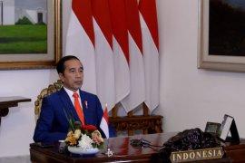 Presiden Joko Widodo resmikan Gerakan Nasional #BanggaBuatanIndonesia