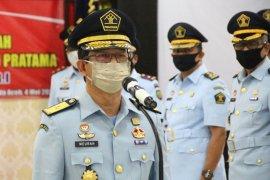 Pejabat Kemenkumham Aceh dilantik secara virtual