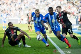 Kalou diskors Hertha karena melanggar aturan terkait pandemi