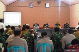 Polres gelar rapat koordinasi persiapan penerapkan PSBB di Batola