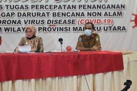 Gugus Tugas : 128 orang di Maluku Utara reaktif COVID-19