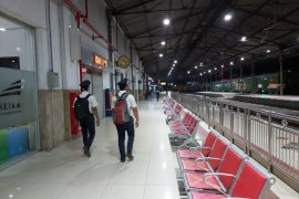 Perjalanan 18 kereta lokal di Daop Madiun dibatalkan