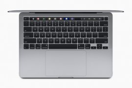 Apple rilis MacBook Pro dengan keyboard anyar