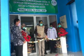 Balitbangkes Aceh telah periksa 312 swab, hasilnya 17 positif corona