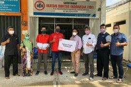 Telkomsel donasikan APD di Sumut dan Aceh