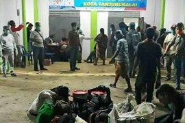 TNI AL tindaklanjuti laporan masyarakat kepulangan TKI ilegal
