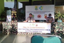 Sudah dua hari ini tak ada penambahan kasus positif corona di Karawang