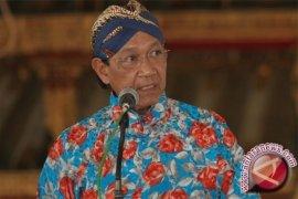 Sultan HB X berterima kasih kepada warganya tidak mudik