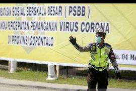 Gorontalo perpanjang penerapan PSBB hingga 14 Juni