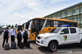 159 calon prajurit dikirim ke Kodam Xlll/Merdeka