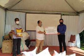 Alfamart beri bantuan beras untuk warga Kota Bogor