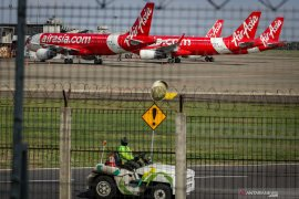 Maskapai AirAsia kembali terbang pada 8 Juni sesuaikan normal baru