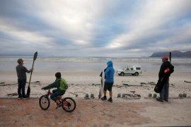 Presiden Afrika Selatan tak larang turis dari semua negara
