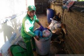 Volume sampah di Buleleng turun 5,4 persen/hari saat COVID-19