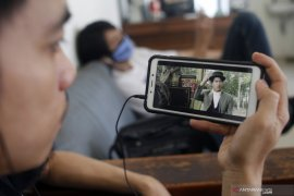 Dampak corona, layanan film streaming meningkat