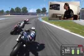 Saran juara dunia eSport bantu Vinales juarai grand prix virtual MotoGP