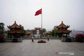 Wuhan China jadi incaran top wisatawan