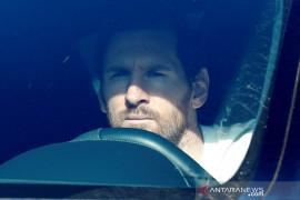 Messi akui peluang Barca juarai Liga Champions  sangat kecil