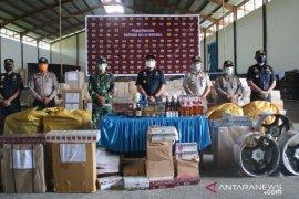 KPPBC Teluk Nibung musnahkan BMN hasil penindakan kepabeanan dan cukai