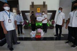 PLN serahkan bantuan sembako untuk Aliansi Buruh Aceh
