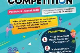Daihatsu hadirkan kompetisi digital bagi teman komunitas saat WFH